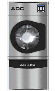 AD-35i  | Lavadoras y Secadoras | Secadoras American Dryer con Monedas Series I | Hi-Wash - Soluciones de Lavado, Secado y Planchado