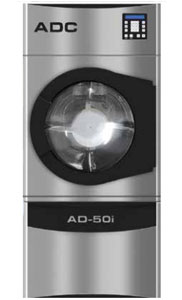 AD-50i  | Lavadoras y Secadoras | AD-80i | Hi-Wash - Soluciones de Lavado, Secado y Planchado