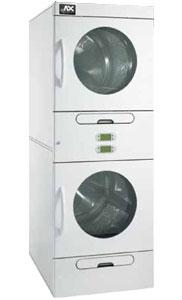 ES-3535  | Lavadoras y Secadoras | Secadoras American Dryer con Monedas Series EcoDry | Hi-Wash - Soluciones de Lavado, Secado y Planchado