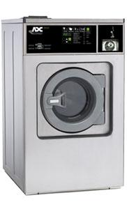 EWH-25  | Lavadora American Dryer con moneda Serie EcoWash 350GF | Lavadoras American Dryer con Monedas | Hi-Wash - Soluciones de Lavado, Secado y Planchado