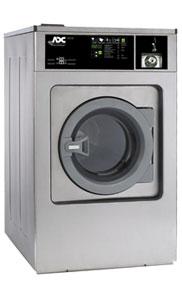 EWH-40  | Lavadora American Dryer con moneda Serie EcoWash 350GF | Lavadoras American Dryer con Monedas | Hi-Wash - Soluciones de Lavado, Secado y Planchado