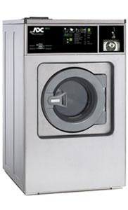 EWR-25  | Lavadora American Dryer con moneda Serie EcoWash 200GF | Lavadoras American Dryer con Monedas – Serie EcoWash | Hi-Wash - Soluciones de Lavado, Secado y Planchado