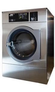 EWS-25  | Lavadora American Dryer con moneda Serie EcoWash 100GF | Lavadoras American Dryer con Monedas – Serie EcoWash | Hi-Wash - Soluciones de Lavado, Secado y Planchado