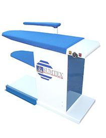 Mesa de planchado STX300  | Planchas Industriales | Planchas Industriales | Hi-Wash - Soluciones de Lavado, Secado y Planchado