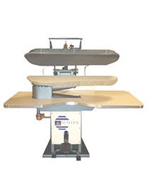 Mesa de planchado STX42U  | Planchas Industriales | Planchas Industriales | Hi-Wash - Soluciones de Lavado, Secado y Planchado