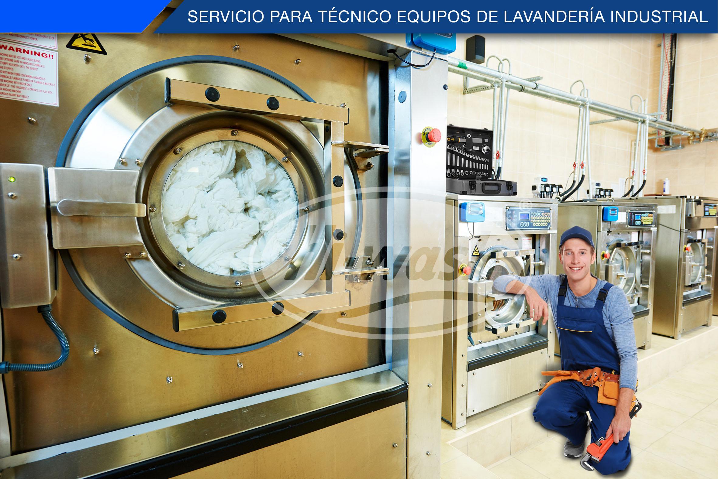 SERVICIO TECNICO HIWASH | Servicio Técnico | Hi-Wash - Soluciones de Lavado, Secado y Planchado