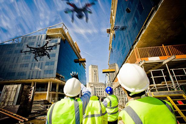 FOTOGRAMETRÍA CON DRONES: NUEVA HERRAMIENTA EN LA CONSTRUCCIÓN